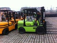 2.5 ton komatsu forklift