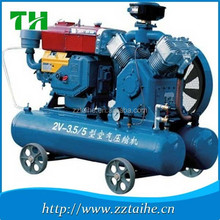 Mining Piston Diesel Air Compressor 2V-4/5/Safe and Efficient