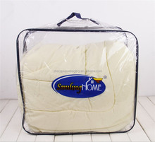 plastic carrier bags100g non-woven soft bag with handle with non-woven handle