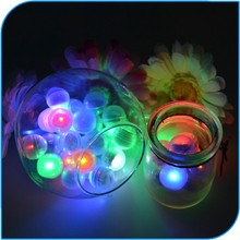 Christmas Decoration Battery Operated Colorful Fairy Peals Single Led