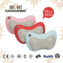 Home and car use Shiatsu Kneading and shiatsu massage pillow