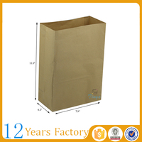 wholesale for fried takeaway food paper bag
