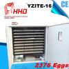YZITE-16 CE certificate birds /chicken/quail egg incubatorfor sale made in HHD