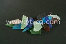 used commercial glass cullet BG013
