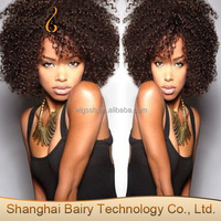 Eirene Natural looking african american wigs Kinky Curly cheap short bob 100 human hair african american afro wigs