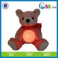Relleno de la felpa del oso de peluche / LED del oso de peluche