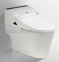 HH6T169R Luxury top rated water saving corner toilet