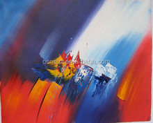 Good Quality Wholesale Customized Available in Dafen Cheap Oil Painting Printed on Canvas for Office Decoration