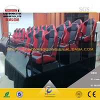 Most popular 3d 4d 5d cinema theater,used home theater system