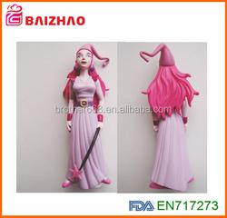 New design 3D Plastic PVC toys;Custom Plastic action figure;Plastic pvc figure toy keychain