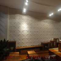 new fashion trend interior 3d wall panels /msd wall panel architectural for office decorative