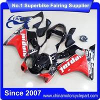 FFKHD005 Motorcycle Fairing Kit For CBR600F4I CBR 600 F4I 2001 2002 2003 Red Jordan