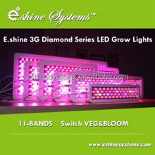 2014 hotsale 100w 200w 300w 400w 600w 800w integrated led grow light full spectrum for medical plants and flowering