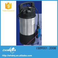 Submersible sewage water pump 1hp