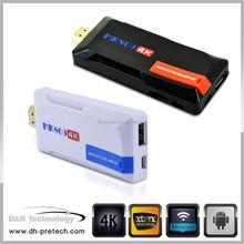 OEM & ODM Android 4.4 smart tv stick RK3288 4K dongle RK3288 Quad Core 4K TV STICK Anroid 4.4 MK809 Android MINI pc