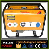 Cost-Effective 2 KW Portable Kerosene Power Force Generator