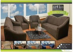 Stretch Knitting Sofa Cover