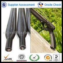 China Manufacturer Custom Carbon Speargun Tube , 3k Carbon Fiber Speargun Tube / Barrel