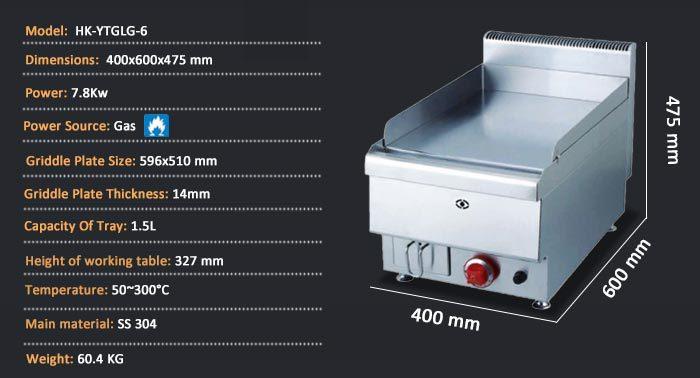 Electric Pancake Griddle/Griddle Cooktop/Hamburger Griddle