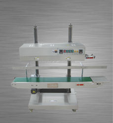 XK-1100V Continuous vertical band sealer easy to use