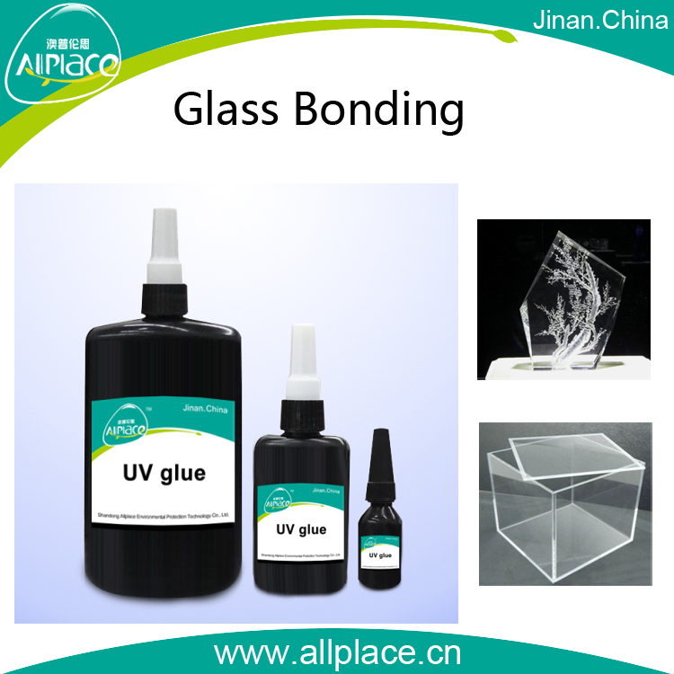 Glass Glue UV Light Cure Adhesives for Glass