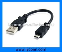 Direct manufacturer: usb mobile phone charger data cable