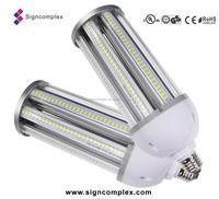 150lm/w IP64 54w corn led bulb lights with CE ROHS UL TUV