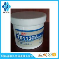 High temperature repairs sealant Motin 113 for scratch/ crack/wear repair 500g