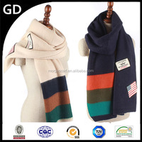 GDK0020 New fashion long Europe and America ladies Map flag scarf
