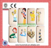 NEW Arrival Transparent Case For iphone 6 6 plus 5 5s 4 4s Snow White Simpson Mermaid Hand Grasp The Logo Cell Phone Cover Cases