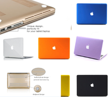 """hard shell cover laotop metal colour case for Macbook AIR 11"""" 13 """""""
