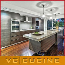 America ,Canada project experience manufacturer modern kitchen cabinets