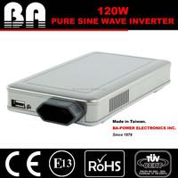 120W Pure Sine Wave Power Inverter