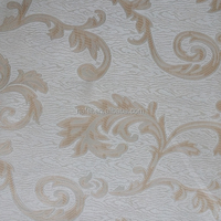 100% polyester beautiful design jacquard cheap window curtains