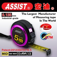 Chinese wholesale with stainless steel novelty tape measure