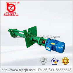 Factory Direct Price Centrifugal Sump Vertical Slurry Pump with Agitator