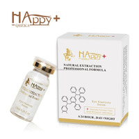 QBEKA Happy Natural Anti-wrinkle Eye essence/eye lift serum/ dark circle remover