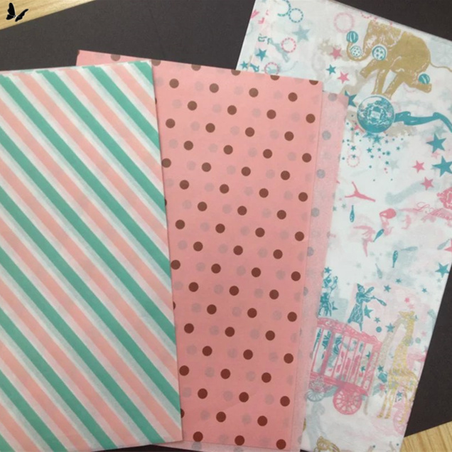custom tissue paper cheap Tissue paper in printed designs for birthdays, weddings, valentine's day and more see our complete line of wholesale gift packaging.