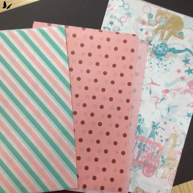 custom tissue paper cheap