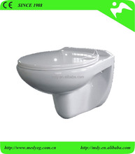 HOT SALE! CE STANDARD P-TRAP WALL HUNG TOILET, WALL-HUNG TOILET, WALL HANGING TOILET