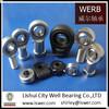 0.7500 Inch Bore 3/4-16UNF Thread Heim Joint Bearing PHSB12