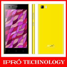 IPRO 5.0 Inch MTK6582V/X Quad Core 1.3G Wing Mobile Phones Dual SIM Android 4.4.2 Celulares Unlocked Smartphone Original Mobile