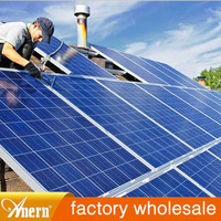 Electricity Generating Home 5 KW solar home power system