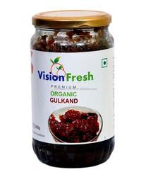 Vision Fresh Organic Gulkand - Rose Petal Jam