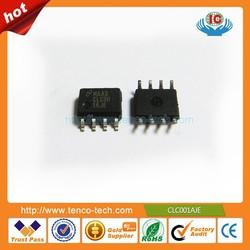 CLC001AJE/NOPB IC, DIGITAL CABLE DRIVER, 1.9NS, SOIC-8