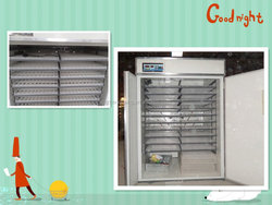 10 layer 3520 eggs Poultry Egg Incubators Prices/Automatic Poultry Incubators
