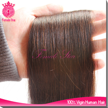 20 inch one piece hair extensions unprocessed virgin malaysian hair weaves extensions