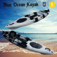 Blue Ocean 2015 hot sale May style kayak sit on top/atv kayak sit on top/tour kayak sit on top