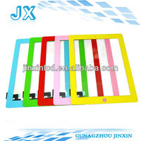 Color Digitizer lcd screen assembly for ipad 2