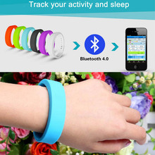 Top-quality smart band for fitness and sleep monitor with 15days for storage